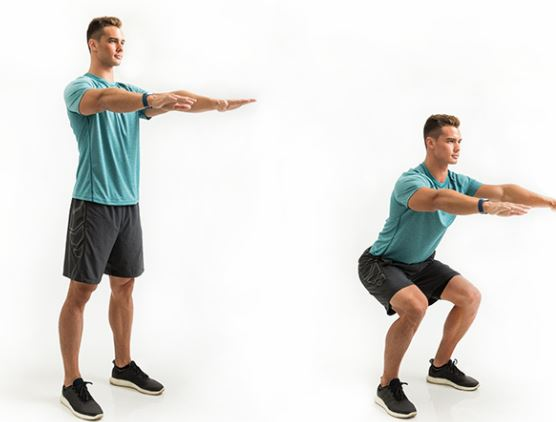 The squat is a multi-joint movement.